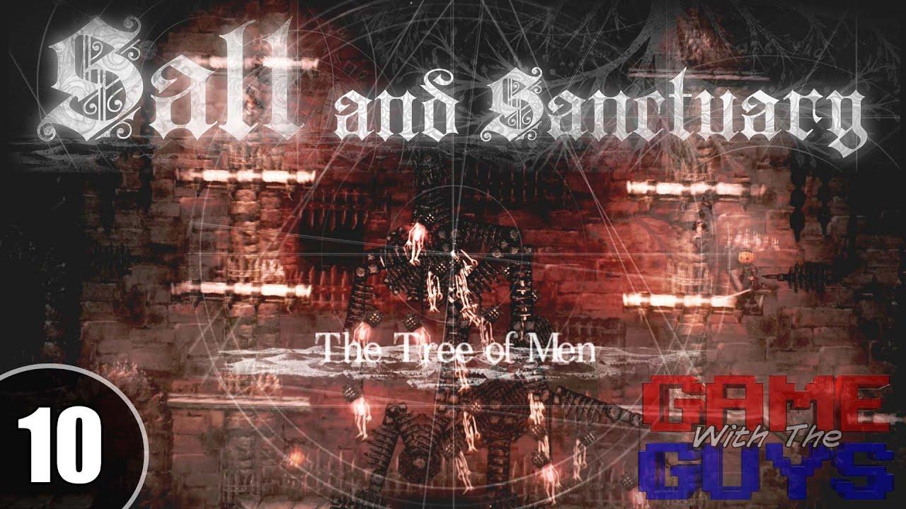 The Tree Of Men Salt And Sanctuary Blind Run 10 Youtube