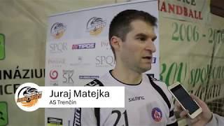 Rozhovor s Jurajom Matejkom po 2. zápase play-off | Štvrťfinále 2017/2018