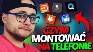 CZYM MONTOWAĆ FILMY NA TELEFONIE 🎥 ANDROID - IOS screenshot 1