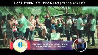 Top 10 Hot Latin Songs - Week Of September 19, 2015