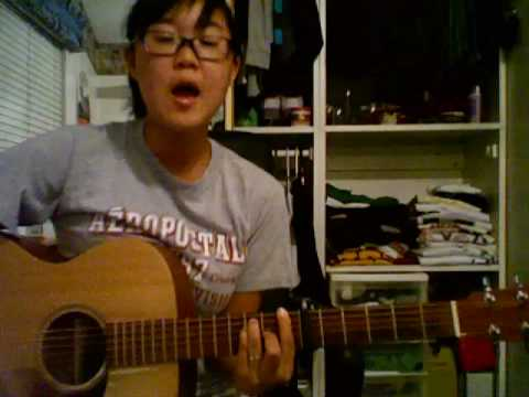 You're Not Sorry Acoustic Cover- Taylor Swift (susan Yu)