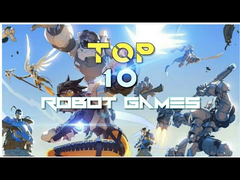 TOP 10 ROBOT GAMESFOR ANDROID 2020 | HIGH GRAPHICS | BEST ROBOTIC GAMES ANDROID & ISO | PART1
