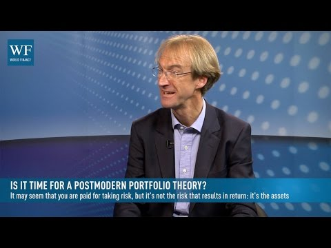 Is it time for a postmodern portfolio theory? | World Finance