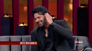 Koffee With Karan: Team Baahubali