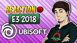 [REACTION] Conferenza Ubisoft - E3 2018