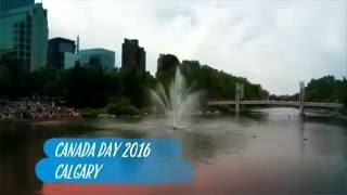 Canada Day 2016 Calgary