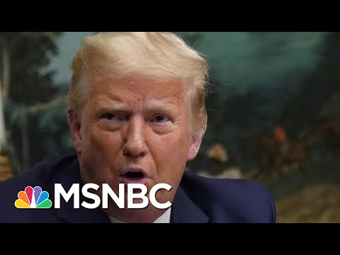 'Shut The Hell Up': Arizona GOP At War Over Trump's Election Loss | The 11th Hour | MSNBC