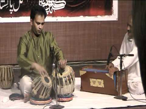 Shahbaz Hussain at the All Pakistan Music conference 2011 in Lahore