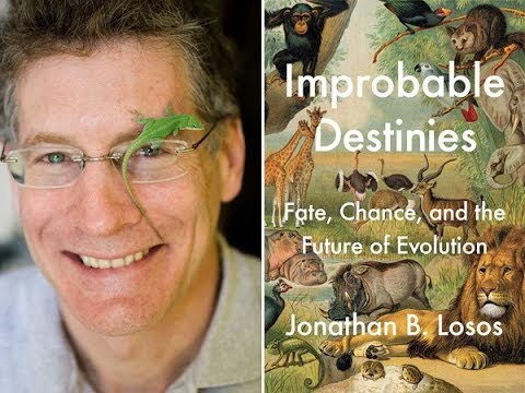 Improbable Destinies: Fate, Chance, and Future of Evolution - Science Cafe