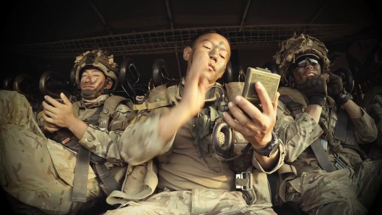 One soldier in the field: Nepali Rambo vs Taliban