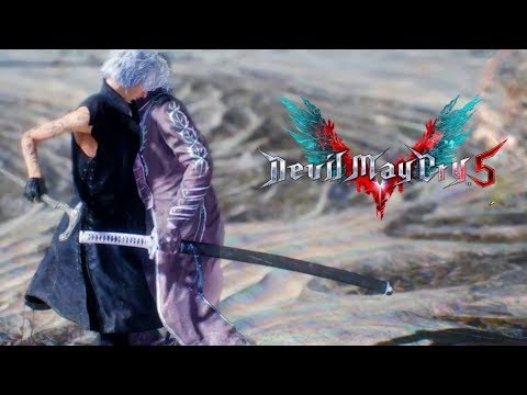 Devil May Cry 5 What If V defeats Vergil and All Bloody Palace Ending (DMC 5) thumbnail