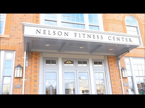 Facility Showcase-Nelson Fitness Center-Brown University