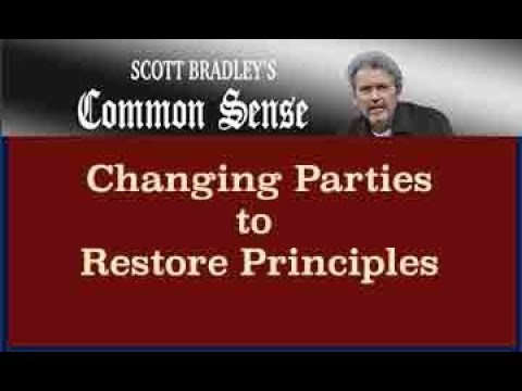 Changing Parties to Restore Principles