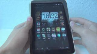 HTC Flyer (Unboxing/Test/Review)