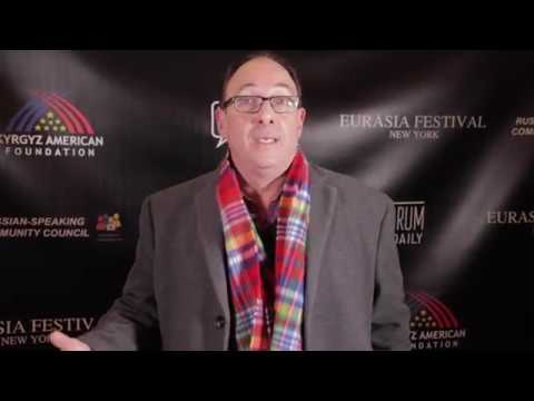 Eurasia Festival: Arthur Levy, Professor of Voice at Mannes