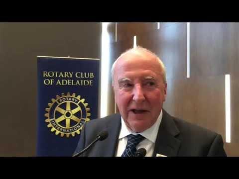 Prof Richard Blandy - University of South Australia