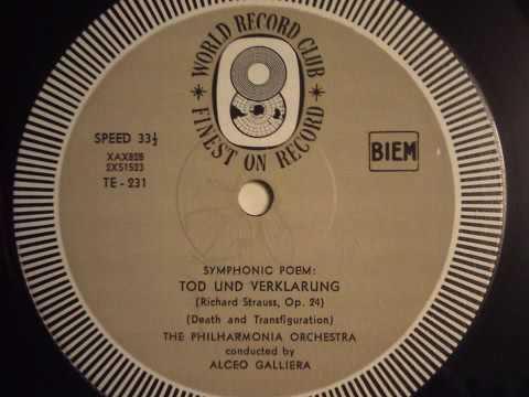 Strauss-Death and Transfiguration-Galliera-1955