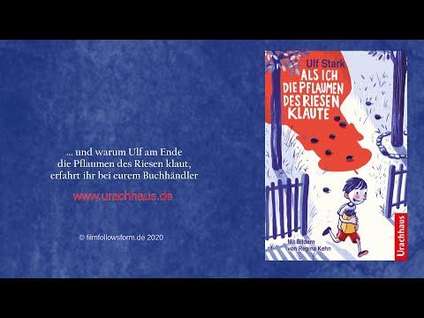 """Buchtrailer: """"Als ich die Pflaumen des Riesen klaute"""" von Ulf Stark und Regina Kehn"""
