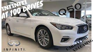 2018 INFINITI Q50 3.0T DRIVING IMPRESSIONS ! AT 100 DRIVES EP.4 !