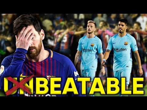 Levante 5-4 Barcelona | Messi Missing As Barcelona Lose Their Invincible Record! | Euro Round-Up