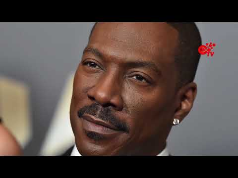 EDDIE MURPHY EXPECTING 10TH CHILD, TIWA REGRETS BEEN A WOMAN