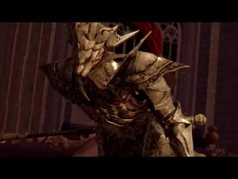 Ornstein And Smough Vs Black Knight Halberd