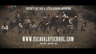 U S  Cavalry School Promotional Video