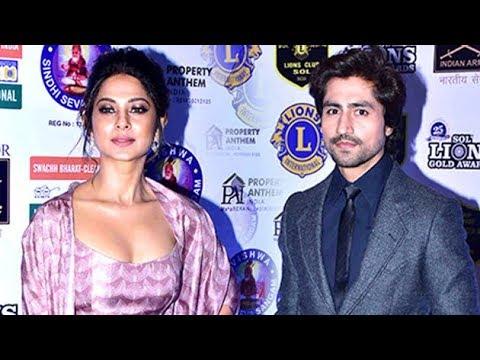 Bepanah Actors Jennifer Winget And Harshad Chopra ...