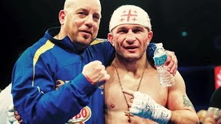 Avtandil Khurtsidze amazing moment in boxing (Mike Tyson baby)