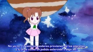 Científico Neil deGrasse Tyson y Sailor Moon. Plutón ya no es planeta. ATEÍSMO.
