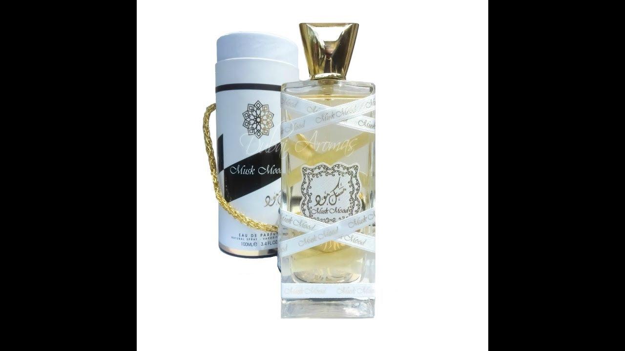 Lattafa Parfum Arabesc Musk Mood Youtube
