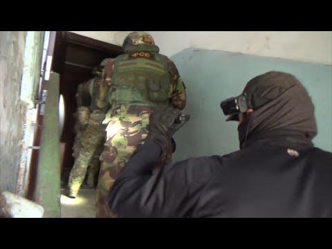 Сотрудники ФСБ предотвратили