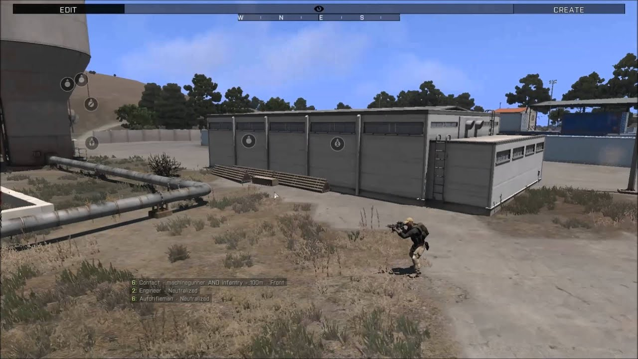 Why does my armA armed assault lag?