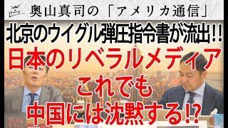 衝撃スクープ!北京のウイグル弾圧指令書が流出!② それでも沈黙を通す日本のリベラルメディアって…ウイグルより、香港より「桜を見る会」か...|奥山真司の地政学「アメリカ通信」