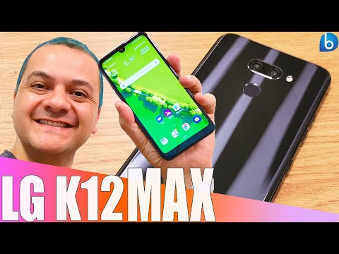 NOVO LG K12 MAX   ANÁLISE / REVIEW