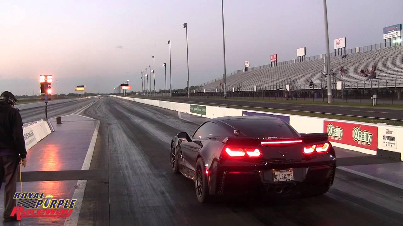 World Record Z06 Quarter Mile P 9 319 At 150 46 Mph