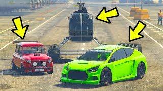 GTA 5 ONLINE - 3 NEW CARS & COPS