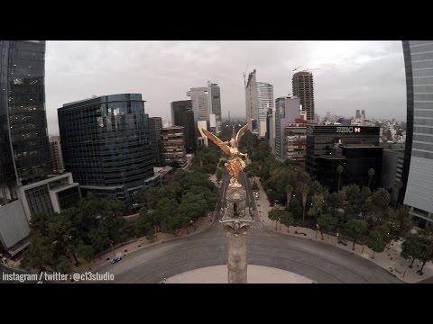 Ciudad de México / CDMX / Mexico City | GoPro Hero 4, 4K |