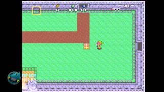 PSP Homebrew: Zelda Return of the Hylian v1.0