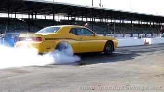 392 Procharged Challenger Beech Bend Raceway