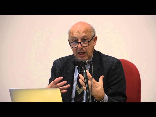 SIPEA - Corpo, Mente ed Esperienza. Intervento di Massimo Ammaniti