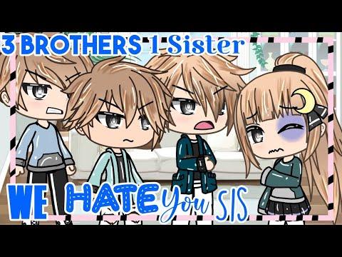 "3brothers 1sister ""we Hate You Sis"" //Original??// Read Desc."