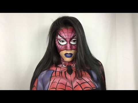 SPIDER-WOMAN Transformation
