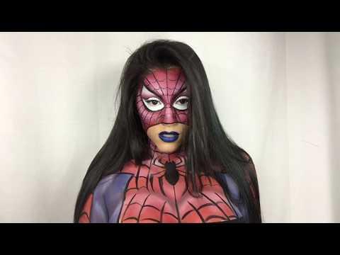 SPIDER-WOMAN Transformation