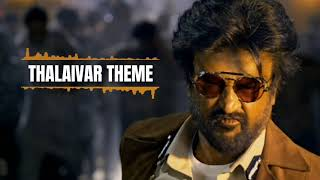 Thalaivar Theme Pitch Increased   Rajinikanth   Anirudh Ravichander   Darbar