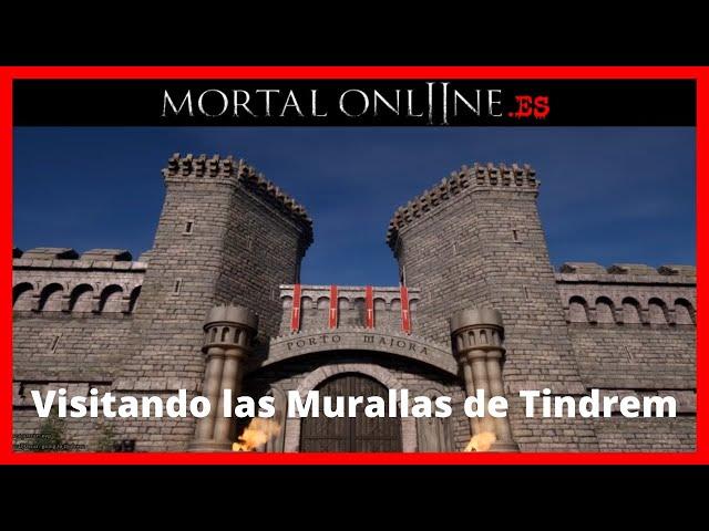 ✮ Mortal Online 2 Comunidad Hispana【MURALLAS DE TINDREM】MMORPG Sandbox Open World