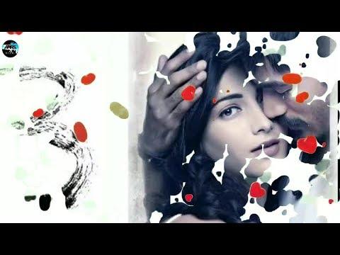 Kannuladha lyrical song || 3 movie || Dhanush || Shruthi haasan