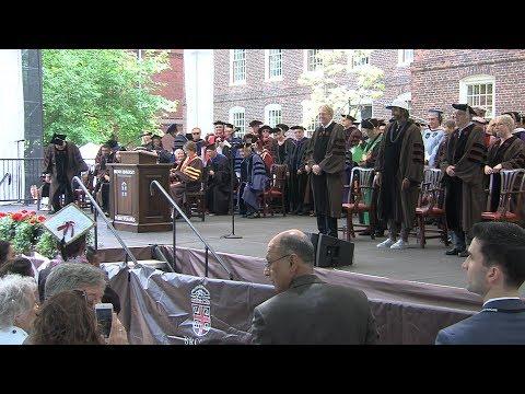University Ceremony 2017