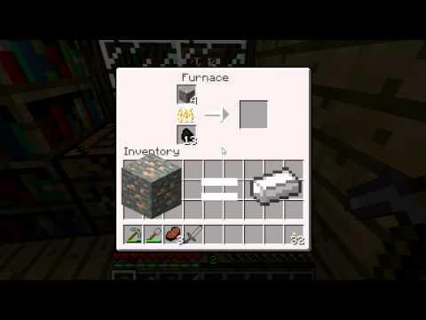 Minecraft Blocks & Items: Iron