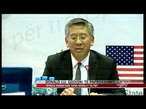 Donald Lu: Godisni të paprekshmit - News, Lajme - Vizion Plus